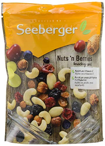 Seeberger Nuts \'n Berries knackig süss, 150 g