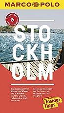 MARCO POLO Reiseführer Stockholm: Reisen mit Insider-Tipps. Inkl. kostenloser Touren-App und Event&News