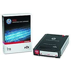 HP RDX Q2044A 1TB Removable Disk Cartridge