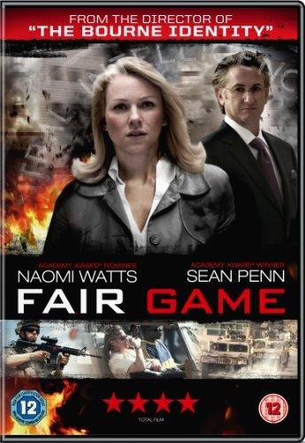 Fair Game [DVD] by Naomi Watts