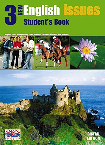 New English Issues 3. Student's Book. (Anaya English) - 9788466787222