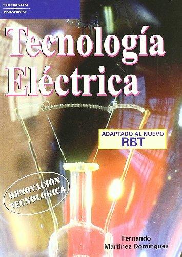 Tecnología eléctrica por Fernando Martínez Domínguez