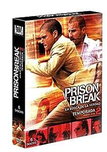 Prison Break, Saisons 1 à 4 + The final break [Blu-ray]