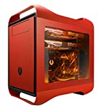 Best BitFenix Matx Cases - BitFenix Prodigy M Tower Red Housing Shell Review