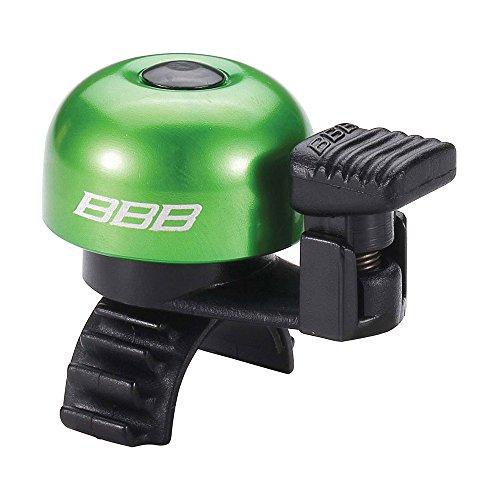 BBB Easyfit Bicycle Bell, Green