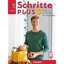 Schritte plus Neu 3: Deutsch als Zweitsprache für Alltag und Beruf / Kursbuch + Arbeitsbuch + Audio-CD zum Arbeitsbuch (SCHRPLUNEU)