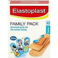 Elastoplast Pflaster, Disney 40Stück pro Packung preisvergleich bei billige-tabletten.eu