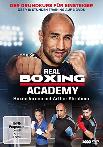 Real Boxing Academy - Boxen lernen mit Arthur Abraham [3 DVDs]