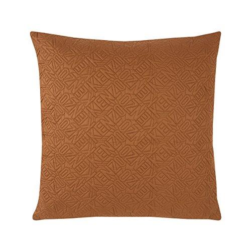 kenzo-housse-de-coussin-kz-iconic-marron-65-x-65-cm
