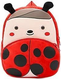 SPLHMILY Linda Mochila para niños, Mini Gracioso zoo Bolsa para la escuela Mochilas infantiles bolso del cabrito para niños pequeños o niñas