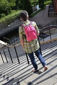Quechua Arpenaz-10-Backpacks Backpacks (Pink)