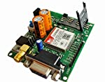 SIM800 is a quad-band GSM/GPRS module that works on frequencies GSM 850MHz, EGSM 900MHz, DCS 1800MHz and PCS 1900MHz. SIM800 features GPRS multi-slot class 12/ class 10 (optional) and supports the GPRS coding schemes CS-1, CS-2, CS-3 and CS-4.The bau...