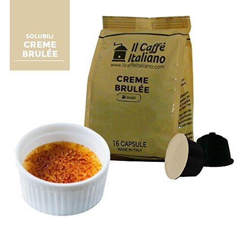 96 Kaffeekapselmaschine Creme Brulèe verwendbar für alle Nescafé Dolce Gusto Maschinen - 96...