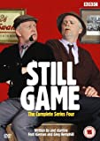 Still Game : The Complete Series 4 [DVD] by Greg Hemphill