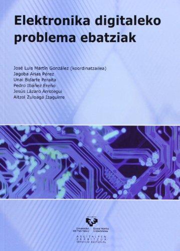 Elektronika digitaleko problema ebatziak