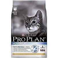 Pro Plan Housecat - Riche en Poulet - 3 KG - Croquettes pour Chat Adulte