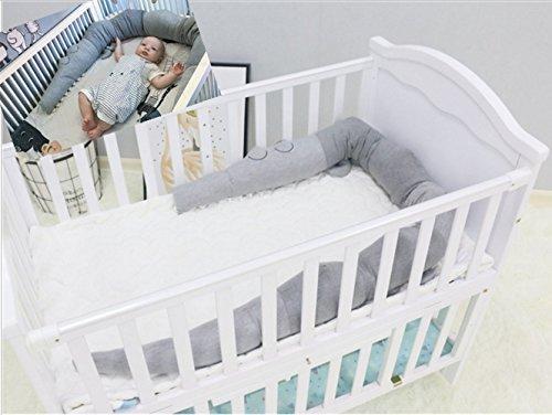 Schutzkissen für Babybetten, Babybettumrandung, Heimdekoration