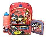 Best Preschool Backpacks - HMI Original Disney Junior 10 inch PVC Embossed Review