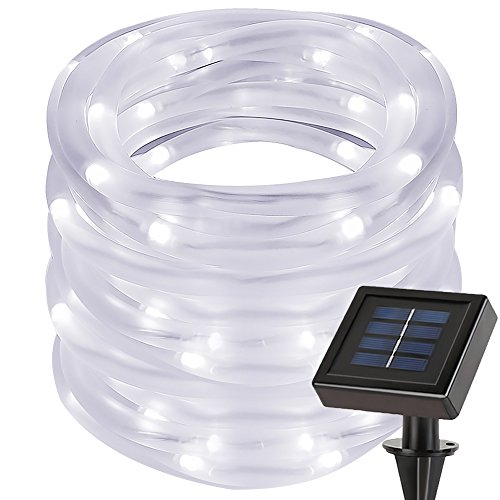 le-100-leds-solar-rope-lights-10m-waterproof-outdoor-path-lightsdaylight-white-led-string-light-with
