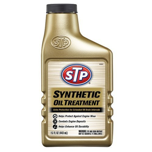 Creative International STP Synthetic Oil Treatment (443ml)