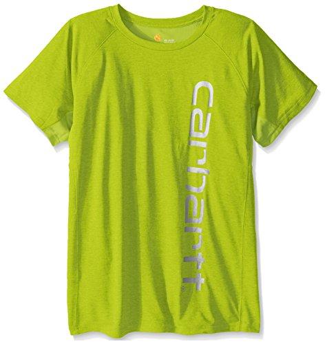 Carhartt Jungen T-shirts (Carhartt Jungen   T-Shirt  -  grün - )