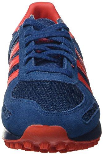 Ginnastica tecste Da Rosso Uomo Adidas Trainer Scarpe Ftwwht Blu aqARSz