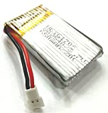 LiPo 3.7V 650 mAh Battery 1 cell for mini drones Quadcopter Helipcopter RC Plane
