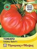 Thompson /& Morgan-verduras-tomate Ferline F1 Hybrid 15 semillas
