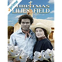 Christmas Lilies of the Field