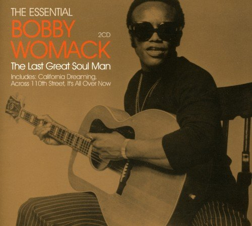 Essential (Bobby Womack-cd)