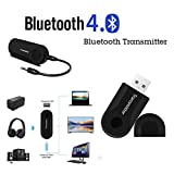 Colorful USB Bluetooth Transmitter Sender Wireless Audio Adapter für TV Kopfhörer iPod MP3 MP4 PC