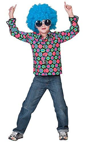 Polka Dot Hemd für Kinder Gr. 164
