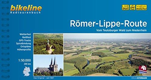 Romer - Lippe - Route - vom Teutoburger Wald zum Niederrhein 2016