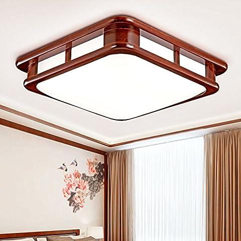 APSD-Illuminazione calda Stile cinese, plafoniera, LED, soggiorno, oblungo, camera da