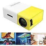 ShopyBucket New YG300-Portable-LED-Projector-Cinema-Theater-PC-Laptop-USB-SD-AV-HDMI-Input-Mini-Pocket-Projector