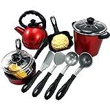 TikTakToo Mehrteiliges Kochset Spielküchen Zubehör - zur Auswahl (Set 2)