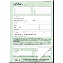 Suchergebnis Auf Amazonde Für Kaufvertrag Bürobedarf Schreibwaren