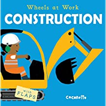 Construction (Wheels at Work (Us Edition))