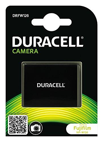 Duracell DRFW126 - Batteria ricaricabile agli ioni di litio, 1000 mAh, 7, 2 V, 1000 mAh, agli ioni di litio, 7, 2 V, 1 pezzo, colore: Nero
