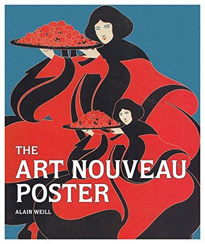 300 Art Nouveau Designs (The Art Nouveau Poster)