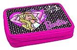 Barbie Pencil Case - Double Decker (Filled) - Schulmäppchen - Trousse a Crayons - Astuccio - plumier 349-64100