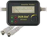 DUR-line® SF 2400 - Satfinder - Messgerät zur exak