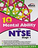 #5: Mental Ability for NTSE for Class 10 (Quick Start for grade 7, 8, & 9)