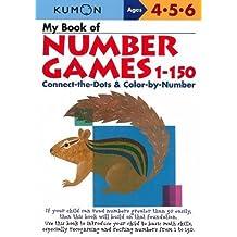 My Book Of Number Games 1-150 (Kumon Workbooks)