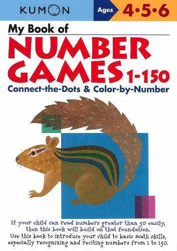 My Book of Number Games, 1-150 (Kumon Workbooks) por Money Magazine