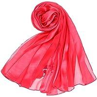 Solido forgiato sciarpa di seta seta seta