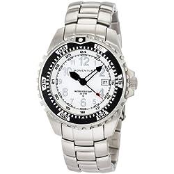Momentum Herren-Armbanduhr XL M1 Analog Quarz Edelstahl 1M-DV00W0-AC
