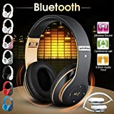 P15 Bluetooth 4.2+EDR Headphone Wireless Stereo Headset With Mic Fm/tf Card Slot Universal Headphone Compatible With All Bluetooth Phone/tab