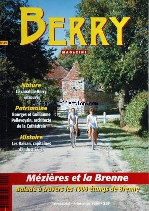 BERRY MAGAZINE [No 49] du 01/04/1999 - M...