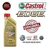 Motoröl Castrol EDGE 5W40 TD Titanium C3, BMW 04, VW 50500 50501, MB 229.31